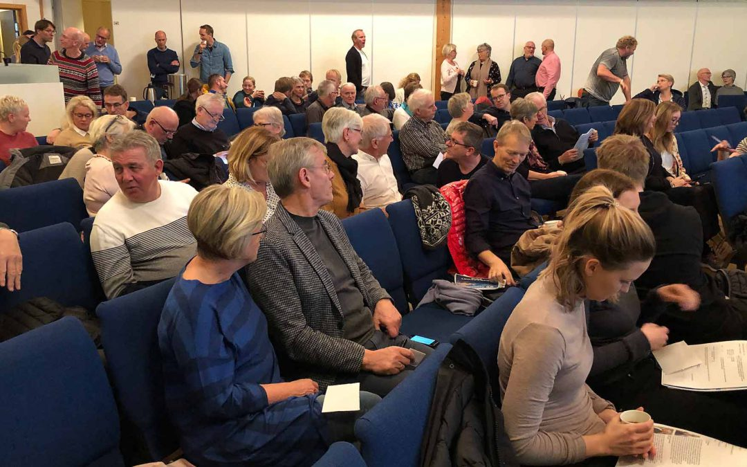 Årsmøte i Randesund misjonskirke: Samler 700 barn og unge ukentlig
